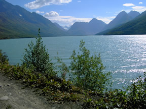 Eklutna Lakeside Trail