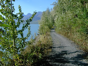 Eklutna Side Trail